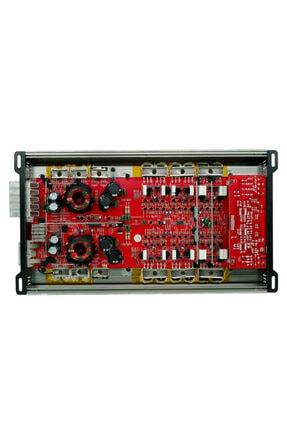 Soundmax Sx-pw5500.5 Max Power 5500w Amplıfıer 5 Kanal Amfi 1