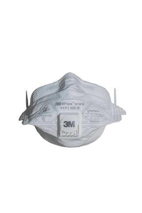 3M Vflex™ Partikül Toz Maskesi, Ffp1, Ventilli, 9161e - 15'li Paket 0