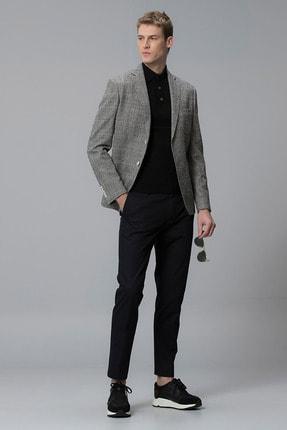 Lufian Procida Spor Blazer Ceket Slim Fit Siyah 3