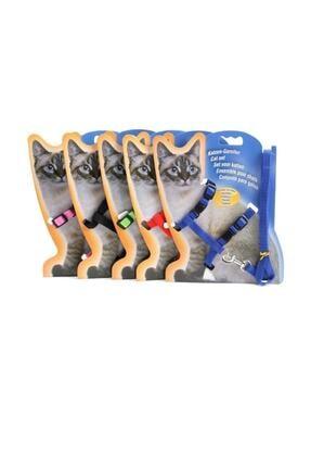 Dr. Sacchi Kedi Göğüs Tasması Ve Gezdirme Seti 0