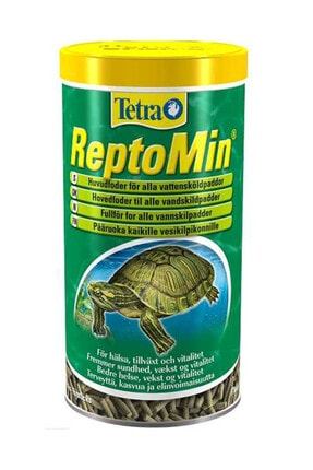 Tetra Reptomin Stick Kaplumbağa Yemi 1 Lt 220 Gr 0
