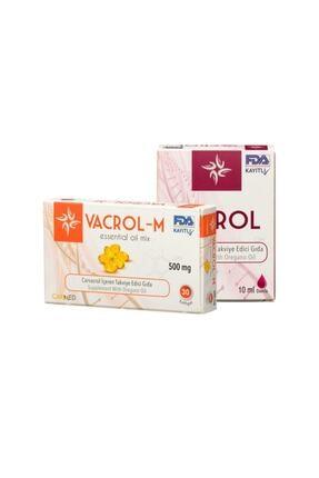 Vacrol Ikili Koruma Seti 30 Softgel - Karvakrol Içeren Takviye Edici Gıda 0