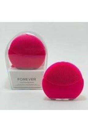 Forever ? Yüz Makyaj Temizleme Cihazı Masaj Aleti Pembe 0