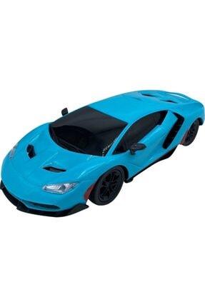 Can-Em Oyuncak Uzaktan Kumandalı Şarjlı Araba 1385-7a - Mavi 3