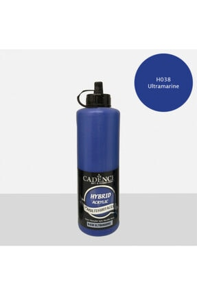 Cadence Boya H038 Ultramarine Mavi- Multisurfaces 500ml 0