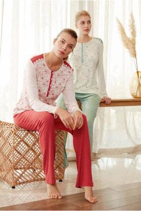 Feyza 3425 Bayan Pijama Takımı 0