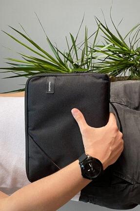 Moserini Ipad Samsung Huawei Lenova Uyumlu Smart Slim Tablet Çantası - Siyah 2