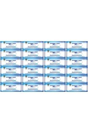 Bluewhite Yetişkin Hasta Vücut Temizleme Mendil-havlusu (24 Lü Set) 50 Yaprak Hijyenik 0