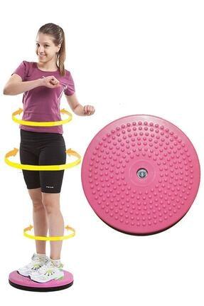 Jet Twister Disk Bel Inceltici Dönen Disc Spor Aleti Incelme Zayıflama Fitness Ekipman 0