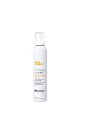 Milkshake Saç Bakım Köpüğü - Conditioning Whipped Cream 200 Ml 8032274051244 0