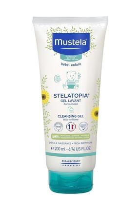 Mustela Stelatopia Çok Kuru Ciltler Için Şampuan 200 Ml 0