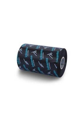 Inkanto Wax-resin Ribon Siyah 90mm X 300mt (out) 1