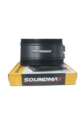 Soundmax Sx-2500.4 3000 Watt 4ch Yeni Seri Oto Anfi 3