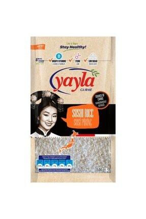 Yayla Gurme Suşi Pirinç 500 Gr 0