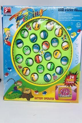 Kids Hareketli Ve Sesli Balık Tutma Oyun Seti 0