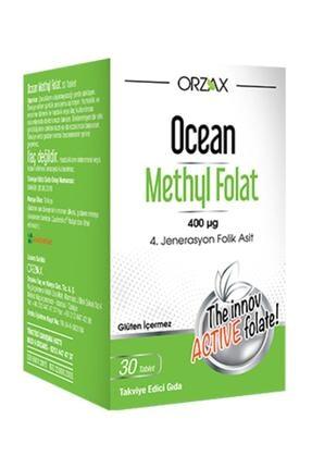Orzax Ocean Methyl Folat 30 Tablet 0