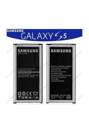 Samsung G900 S5 Batarya Pil Eb-bg900bbe 0