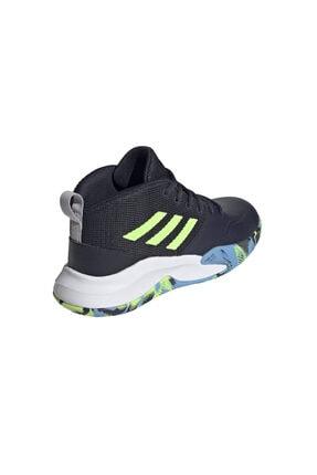 adidas Unısex Çocuk Siyah Spor Ayakkabı 4