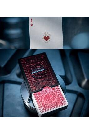 Theory11 Star Wars Dark Side (kırmızı) Oyun Kağıdı Iskambil Destesi 3