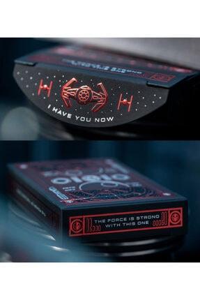 Theory11 Star Wars Dark Side (kırmızı) Oyun Kağıdı Iskambil Destesi 4