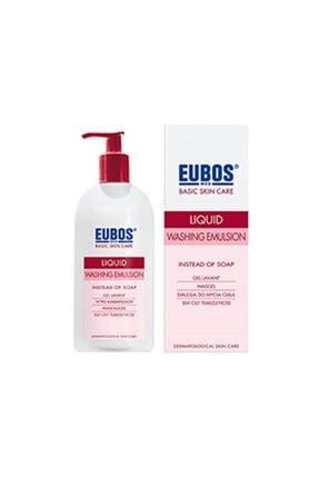 EUBOS Med Sıvı Cilt Temizleyicisi 400 Ml 0