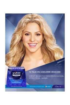 CREST 3d Whitestrips Professional Effects Diş Beyazlatma Bantları (6 Bant) 1