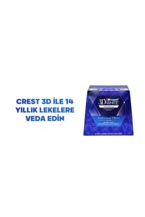 CREST 3d Whitestrips Professional Effects Diş Beyazlatma Bantları (6 Bant) 4