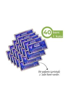 CREST 3d Whitestrips Professional Effects Diş Beyazlatma Bantları (1 Kutu / 40 Bant) 2