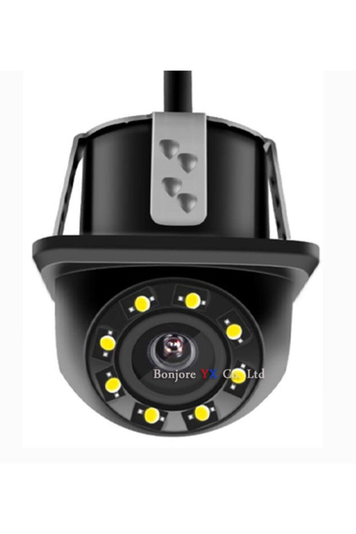 Araç Geri Görüş Kamerası Hd Görüntü 8 Led Işıklı ,170 Derece Açılı , Su Geçirmez