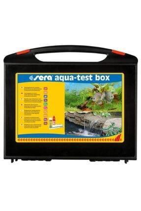 Sera Aqua Test Box Akvaryum Su Testi Kiti 0