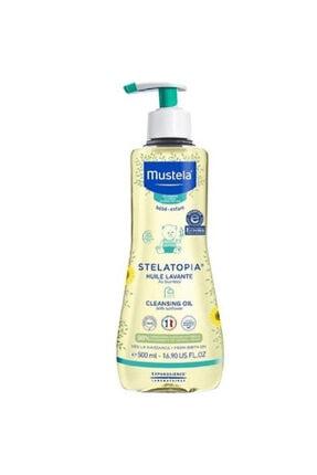 Mustela Stelatopia Cleansing Oil 500 Ml 0
