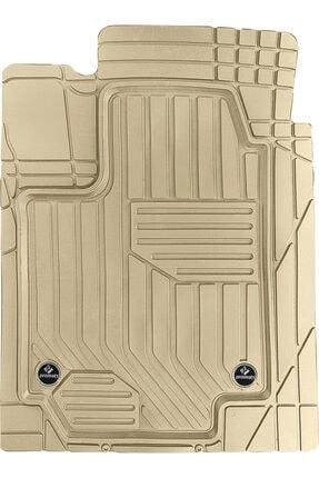 Sevenyol Mercedes Clk 02-09 C209 4d Premium Bej Havuzlu Paspas 5 Parça (klipsli) 0