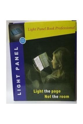 Modauyum Kitap Arası Okuma Işığı Led Panel Light Panel Book (kutulu) 2