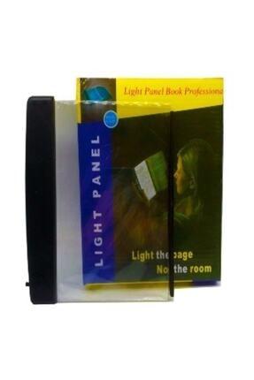 Modauyum Kitap Arası Okuma Işığı Led Panel Light Panel Book (kutulu) 3