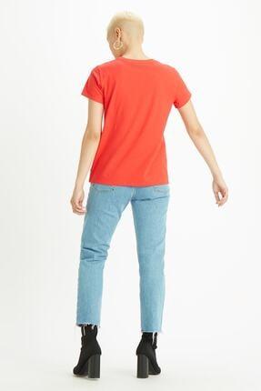 Levi's Kadın Kırmızı T-Shirt 17369-0792 2