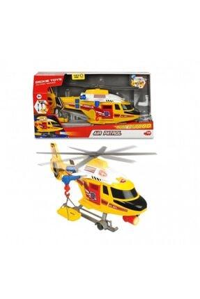 Simba Erkek Çocuk Sarı Oyuncak Helikopter 203308373 0
