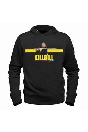 Alfa Tshirt Çocuk Siyah  Kill Bill Sweatshirt 0