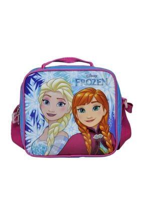 Frozen Elsa ve Anna Beslenme Çantası - 96466 0