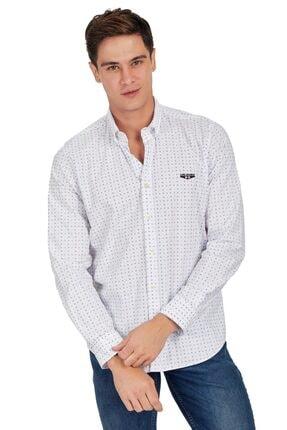 Erkek Beyaz Gomlek - Mocakı GLVWM10380351