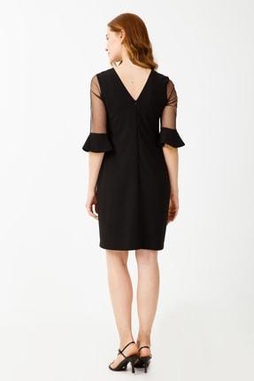 Ekol Kadın Siyah Elbise 2