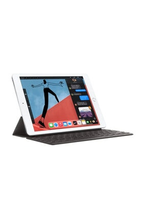 Apple iPad 8. Nesil 10.2'' Wi-Fi 32GB Gümüş MYLA2TU/A 2