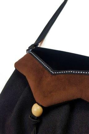 Ayşe Teyze'nin Çantaları Kadın Siyah Omuz Çantası Srn01 1