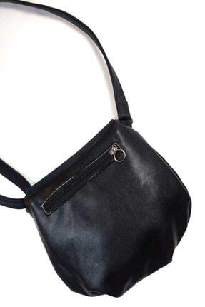 Ayşe Teyze'nin Çantaları Kadın Siyah Omuz Çantası Srn01 3