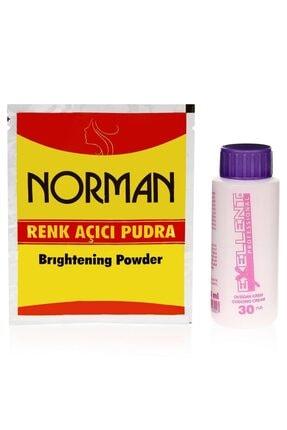 NORMAN Professional Yüksek Performanslı Saç Açıcı 3