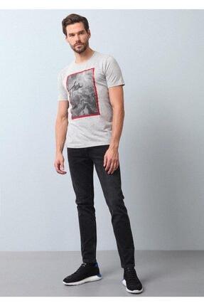 Ramsey Baskılı Örme T - Shirt 1