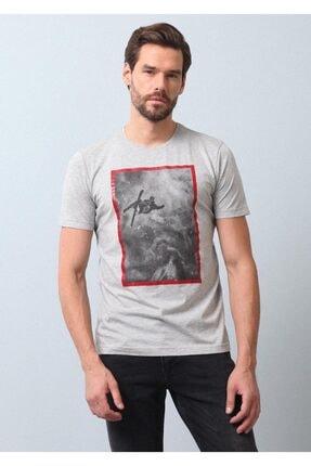 Ramsey Baskılı Örme T - Shirt 2