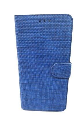 BlueGsm Samsung Galaxy J6 Plus Kapaklı Cüzdanlı Ve Kartlıklı Kılıf 0