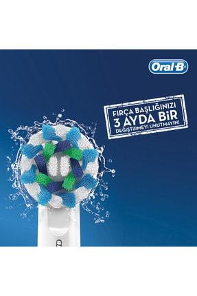 Oral-B Diş Fırçası Yedek Başlığı Precision Clean 4 Adet 2