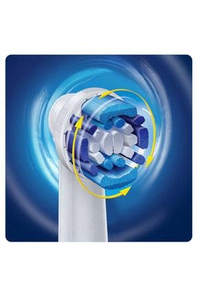 Oral-B Diş Fırçası Yedek Başlığı Precision Clean 4 Adet 3