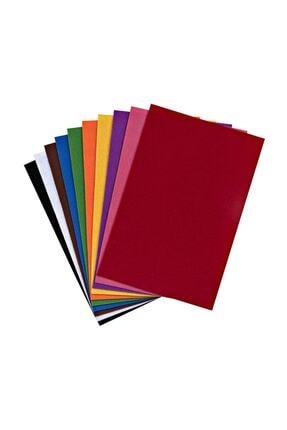nova color Renkli Keçe 10 Renk 50x70 Cm 0